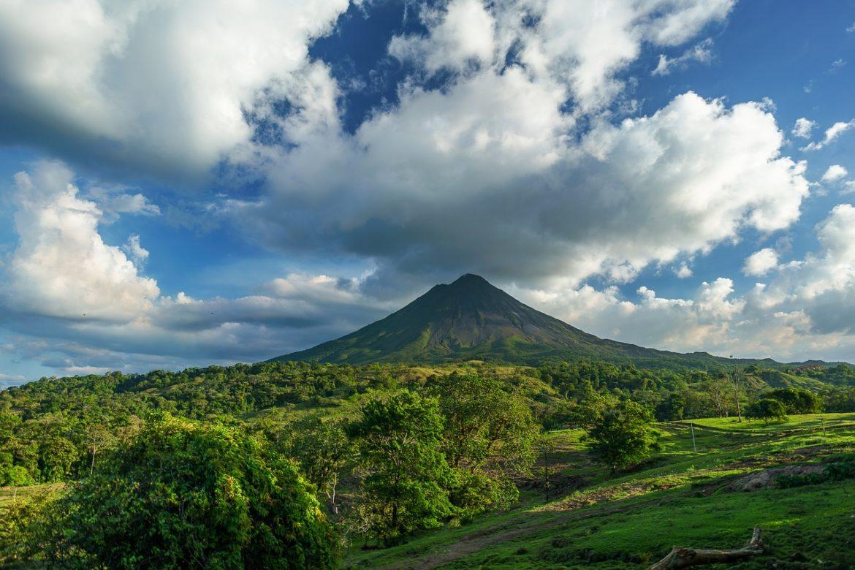 volcan-Costa Rica