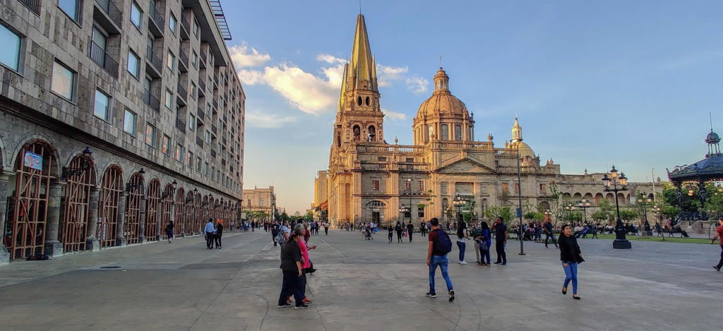 Guadalajara ville Mexique