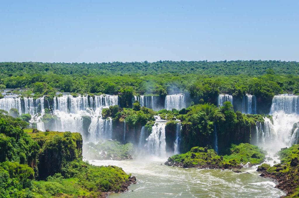 Iguacu parc national Bresil