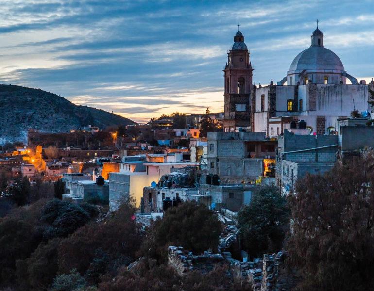 Mexique ville escapade
