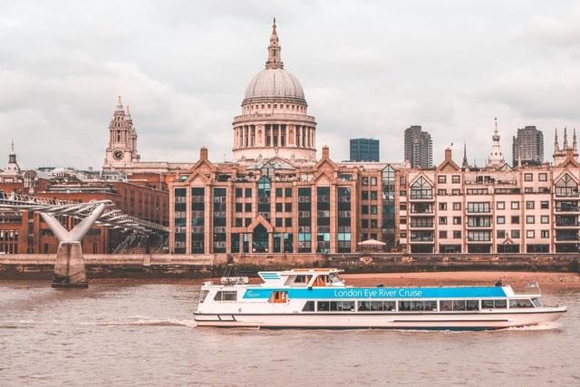 La Tamise à Londres